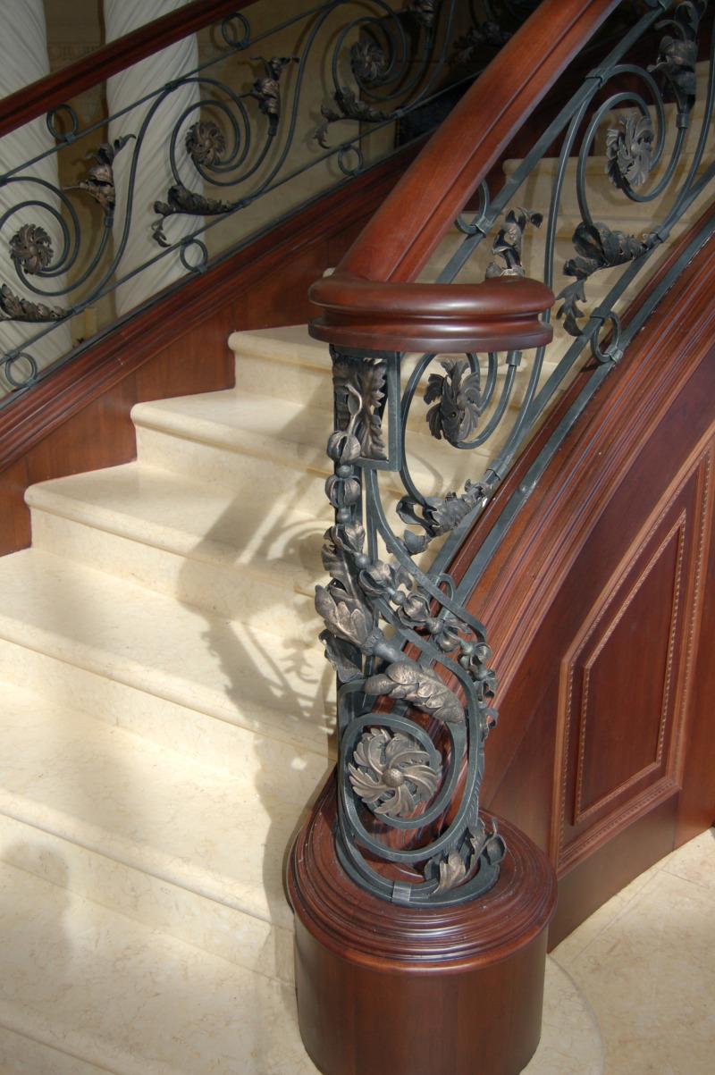 Arranque escaleras