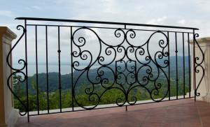 balcon principal