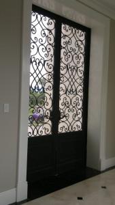 puerta vivina vista interna